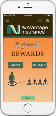 NuVantage-Insurance-Referral-Rewards-Screen